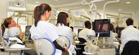 Ecole de prothesiste dentaire lille