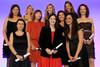 Les 10 boursières L'Oréal France-Unesco 2011