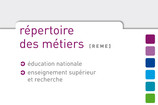 Répertoire des métiers E.S.R.