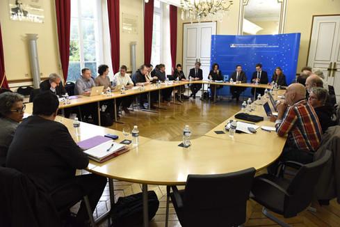 Lancement de l'agenda social de l'Enseignement supérieur et de la Recherche