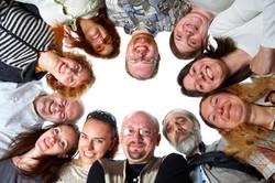 cercle de personnes