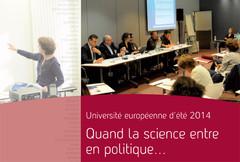 Université européenne d'été de l'I.H.E.S.T.