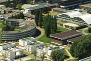 Vue aérienne du Campus de Palaiseau
