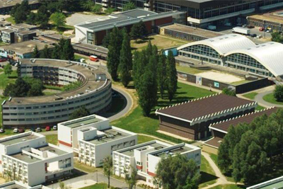 Campus du plateau de Saclay