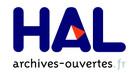Hal - Archvies ouvertes