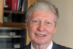 Jules Hoffmann, médaile d'or du CNRS 2011