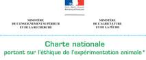 Charte nationale portant sur l'éthique de l'expérimentation animale