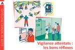 Consignes de sécurité applicables dans les établissements relevant du ministère