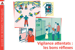 Vigilance attentats : les bons réflexes