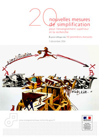 20 mesures de simplification