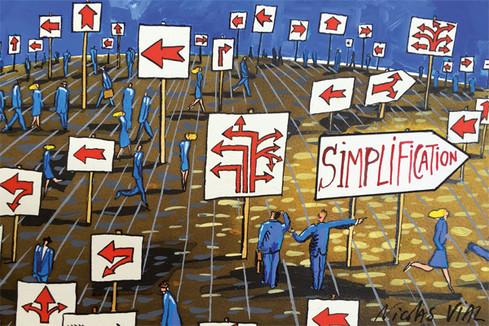 Les 50 premières mesures de  simplification de l'enseignement supérieur et de la recherche