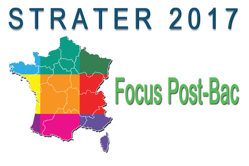 Strater Focus Post-Bac édition 2017