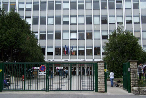 Relogement de l'Université Sorbonne Nouvelle-Paris 3