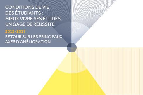 Conditions de vie des étudiants : principaux axes d'amélioration 2012-2017