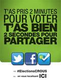 Élections CROUS 2012