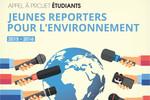 Concours 2015 Jeunes Reporters pour l'Environnement