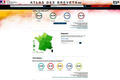 Atlas des brevets
