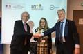 Signature d'un accord de partenariat entre le ministère, l'A.N.R.T. et E.I.T. Digital