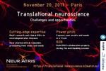 """Neuratris réussit la 1ère édition de la journée """"Neurosciences translationnelles : défis et opportunités"""""""
