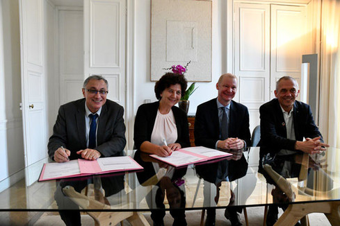 Signature du marché d'acquisition de l'un des supercalculateurs les plus puissants d'Europe