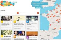 Page accueil site journee des arts