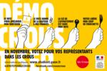 Lancement de la campagne d'information sur les élections aux conseils d'administration des CROUS