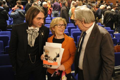 Inauguration de la Fédération de recherche en mathématiques Rhônes-Alpes Auvergne