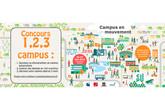 """Concours """"1, 2, 3, Campus"""" : soyez créatifs"""
