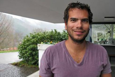 Le mathématicien franco-brésilien Artur Avila, médaille Fields 2014