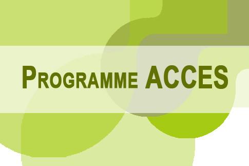 Programme ACCES
