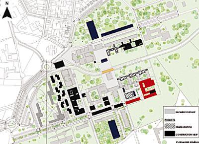 Exposition Opération Campus : Bordeaux