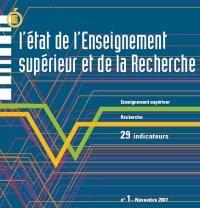 L'état de l'enseignement supérieur et de la recherche (2007)