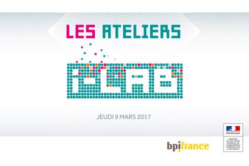 Ateliers i-LAB 2017