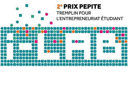 i-LAB 2015 : 2e prix PEPITE - KIT de communication