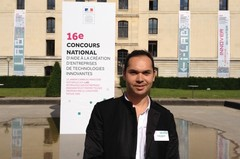 Chakib Haboubi, lauréat du concours I-LAB 2014