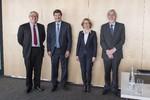 Signature d'un accord entre le CERN et l'ESA
