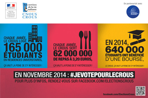 Élections CROUS 2014