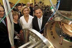 27/06/11Valérie Pécresse et Eric Besson inaugurent la plateforme JANNuS