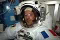 Première sortie dans l'espace pour l'astronaute français Thomas Pesquet