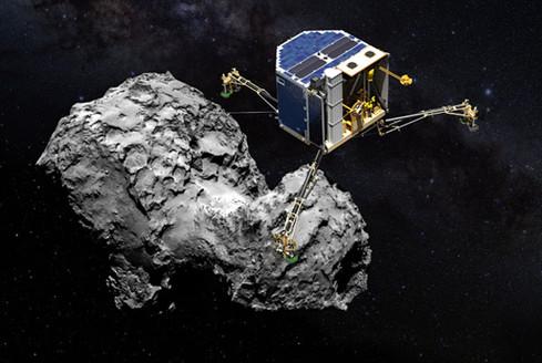 Mission Rosetta: atterrissage réussi de Philae