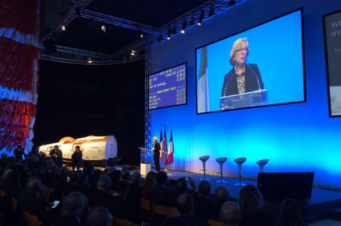 Lancement de la mission IXV de l'Agence spatiale européenne