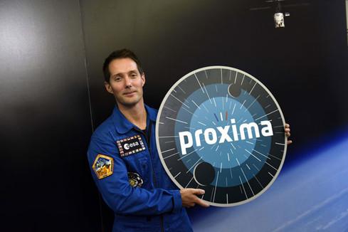 Mission Proxima en novembre 2016 pour Thomas Pesquet, astronaute français de l'ESA