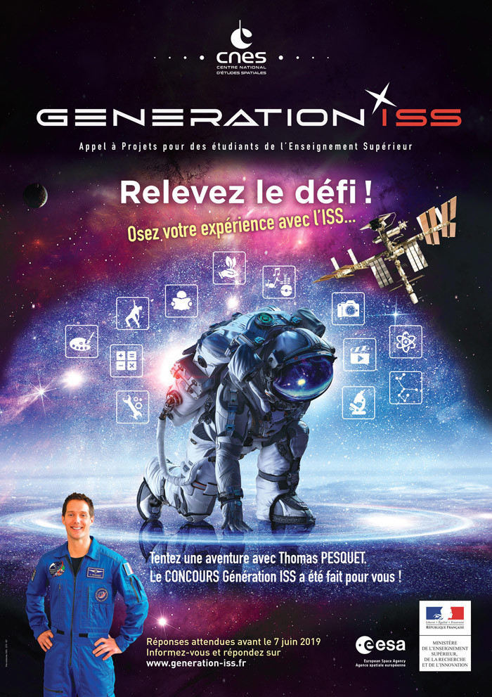 Concours generation ISS