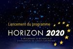 Les Étoiles de l'Europe : lancement du programme Horizon 2020