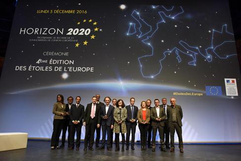 4e édition des Étoiles de l'Europe
