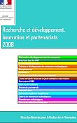 Rapport R&D, innovation et partenariat 2008