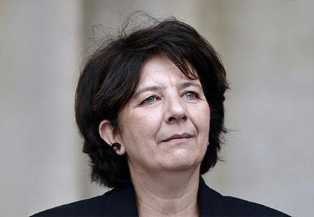 Portrait de Frédérique Vidal