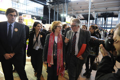 Visite du salon Admission Post Bac