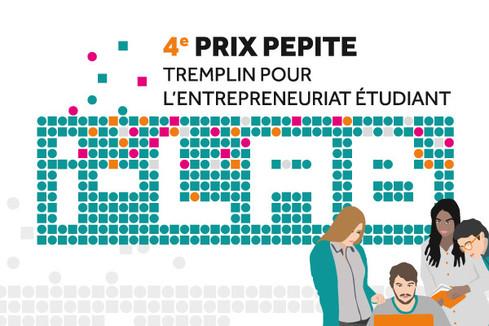 Ouverture des inscriptions au Prix PEPITE - Tremplin pour l'Entrepreneuriat Etudiant 2017