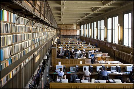 Am liorer l 39 accueil en biblioth ques universitaires le for Recherche de plan